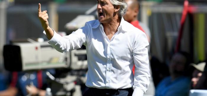 """Mancini: """"Takimi me Thohir? Asgje e re. Icardi dhe Candreva? Per kete pyesni ate."""""""