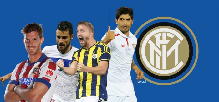 Candreva tek Interi dhe 4-2-3-1 i Mancinit po mer forme! Sot zikalterit do te rreshtoheshin keshtu…