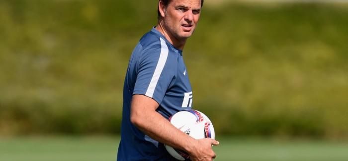 Interi po zhvillon një skuadër të re. Trajneri de Boer…