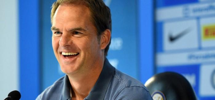 """De Boer: """"Ansaldi eshte Ok. Gabigol do futet gradualisht. Jovetic nje opsion i vlefshem, Brozo akoma jasht…""""."""