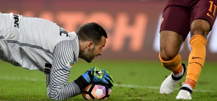 Gazzetta – Spalletti ka blinduar totalisht mbrojtjen: Ne tre ndeshje, Handanovic ka pritur vetem…