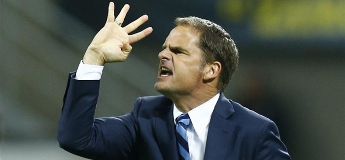 """De Boer sulmon perseri Interin: """"Kur isha atje doja te perjashtoja dike, por nuk me la…"""""""