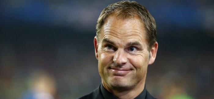 """De Boer sulmon Murinhon dhe Interin: """"Mou? Karma godet gjithmone. Per sa i perket Interit, ata u treguan te nxituar."""""""