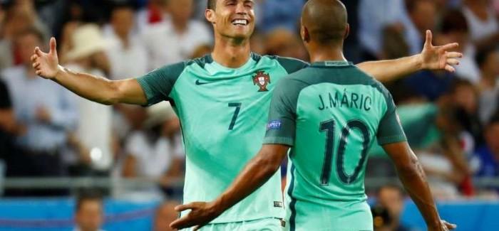 "Cristiano Ronaldo: ""Joao Mario, cfare lojtari. Kemi folur. Interi me kerkoi edhe mua ne 2003…"""