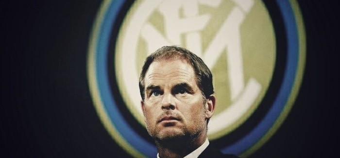 """De Boer: """"Tek Interi kishte telashe, lojtaret benin cfare te donin. Nje grup prej 7-8 vendosnin, te tjeret jashte…"""""""