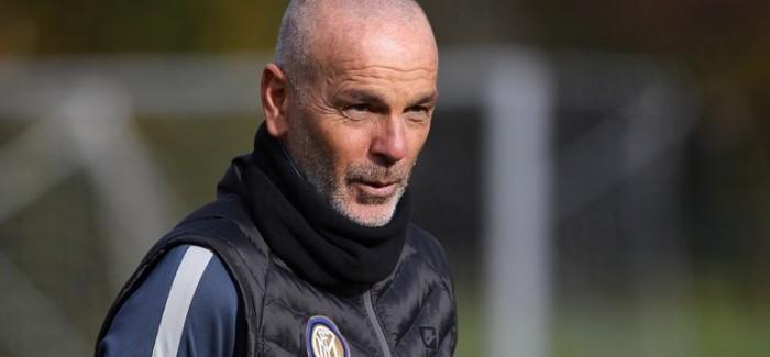 Drejt Milan-Inter, Pioli po mendon per nje 4-2-3-1 me Banega pas shpines se Icardi. Ne krah luan Perisic dhe Candreva…
