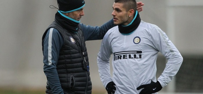 Inter, drejt derbyt: nga sot provat taktike. Medel dhe Miranda te sigurte. Banega…