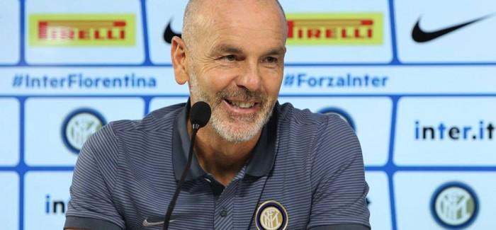 """Pioli: """"Banega eshte mire, luan me mire i avancuar. Bologna nuk duhet nenvleresuar. Joao Mario…""""."""