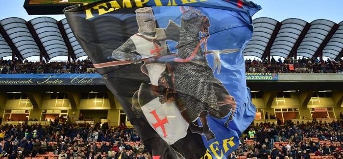 Tifozet e Interit: te dashuruarit e 'pandreqshem': 40.000 veta ne Meazza ndaj Sassuolos. Me siguri…