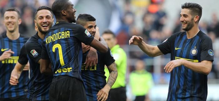 Inter: cfare sinjali per kampionatin. Skuadra zikalter me tre korigjime do te jete pretendente kryesore!