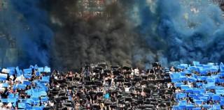 Inter-Milan, klubi zikalter paralajmeron nje koreografi gjigande ne prag te derbit: ja detajet