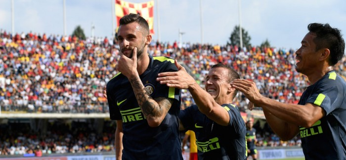 Brozo shenjestron Lazion: gol epik ne stervitje! (VIDEO)
