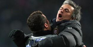 Julio Cesar Jose Mourinho