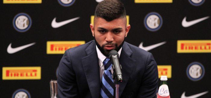 """Gabigol: """"Inter? Ja kur do te flas me ta per te ardhmen time. Per De Boer ju tregoj se…"""""""