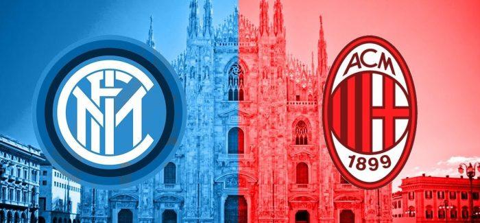 Milan dhe Inter, teper te brishta: ja pse ne kete derby nuk mund te gabohet!