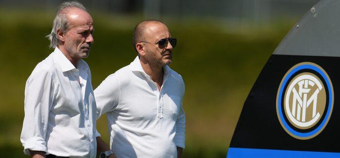 """Gazzetta – Ausilio dhe Sabatini kishin paralajmeruar Suning: """"Keshtu nuk ka CHL"""". Ata kishin nje plan…"""