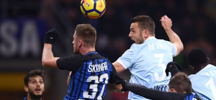 Lazio-Inter, De Vrij tashme ka vendosur: i ka kerkuar Inzaghit qe…