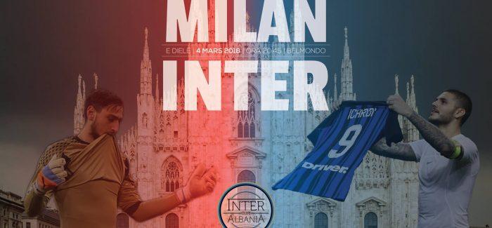 Milan-Inter: precedentet e derbyt me te famshem ne bote: Inter, ti dominon Milanon!
