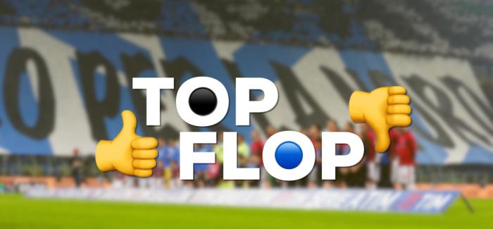TOP dhe FLOP te Inter-Napoli – Skriniar nje dige, Brozovic vetem duartrokitje. Ndersa Perisic…