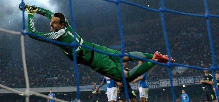 Opta – Ja portieret me te mire ne Serie A deri me sot: Handanovic ne vendin e 7! I pari eshte…