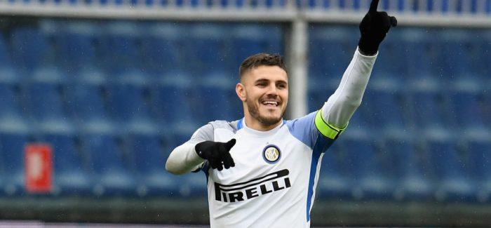 E FUNDIT – Icardi, ja rroga ne kontraten e re: do te jete lojtari me i paguar ne Serie A