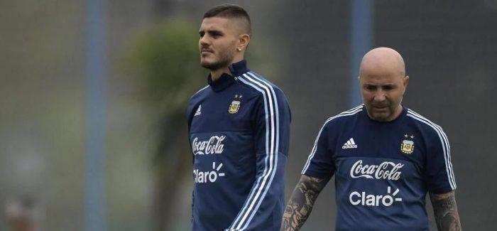 Ne Argjentine  – Ndodh e papritura? Sampaoli do te takoje sot Icardin ne Milano dhe…