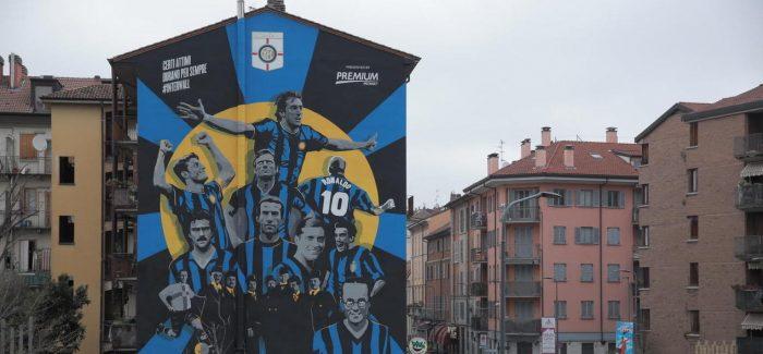 MILANO – Tifozet e Milanit dhunojne InterWall gjate nates: Ja fotot e para!