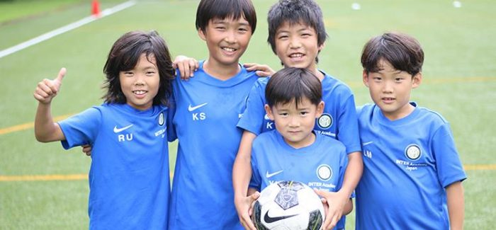 #110Inter – Inter Academy Japan, gjithmonë e më shumë Internazionale