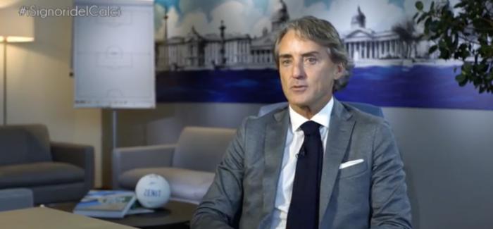 """Mancini: """"Juve-Inter? Ja kush mund ta zgjidhe kete ndeshje tek Interi. Per Zaniolo ju them se…"""""""