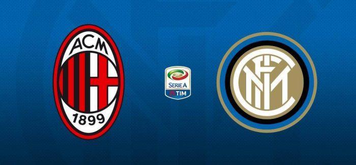 Inter-Milan, 'lufte' per derbin. Zikalterit kundershtojne me force idene e kuqezinjve!