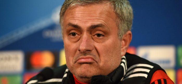 """Mourinho 'masakron' de Boer: """"Flet ai, me i keqi i historise. Ai mund te mesoje vetem se si…"""""""