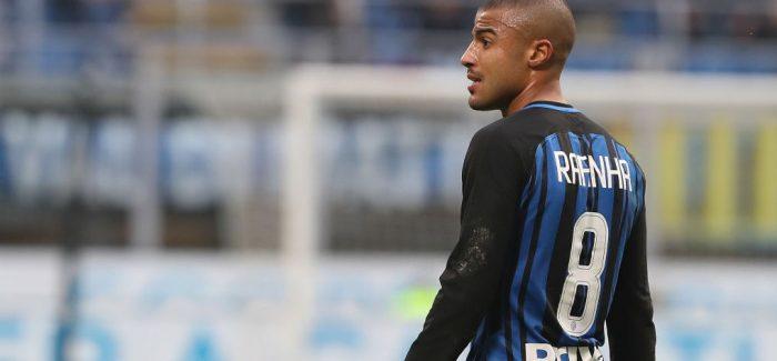 Inter-Verona, ja formacioni i mundshem: Rafinha dhe Brozovic…