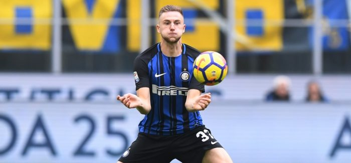 E PAPRITUR: Neser ndaj Udineses, Skriniar do te luaje si mesfushor?
