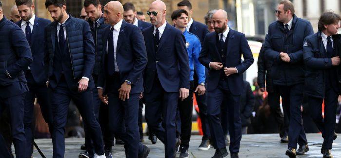 Funerali Astorit, Zanetti dhe Spalletti kryesojne delegacionin e Interit. Te shumte zikalterit…