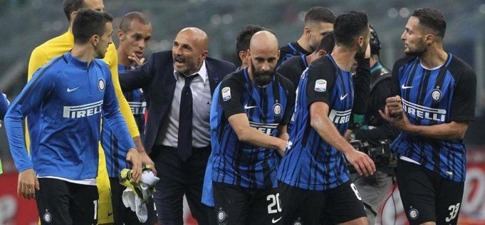 Corriere – Ja pse kalendari i buzeqesh Lazios, fiziku i buzeqesh Interit dhe morali i buzeqesh Romes!