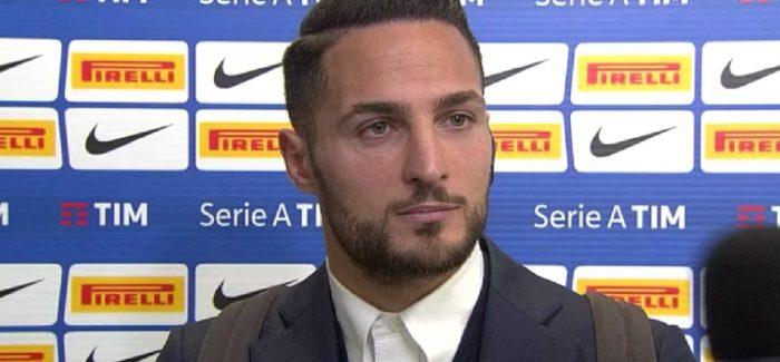 """D'Ambrosio: """"Champions kalon nga Sassuolo. Tifozet? Duam te fitojme per ta sepse…"""""""