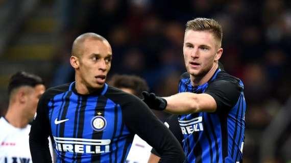 CdS – Inter, mbrojtja elementi  forte i Spalletti-t: 392 minuta i pamposhtur
