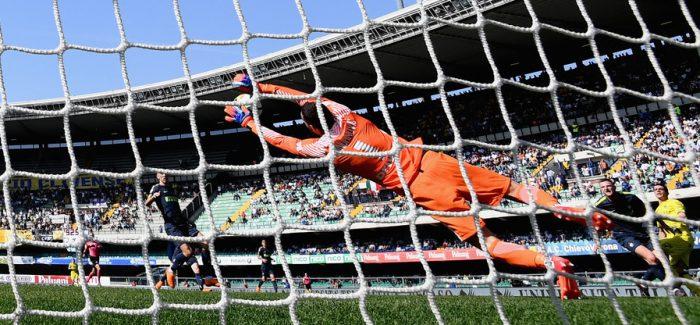 """Handanovic ka krijuar """"rrjeten e merimanges"""": ja sa here ka shpetuar Interin ne ndeshjet e fundit slloveni!"""