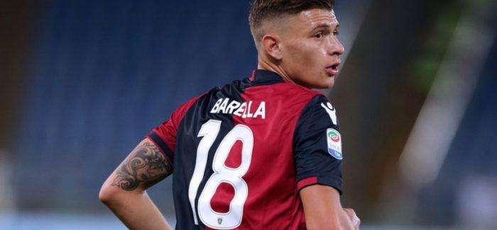 Inter, nuk ka me asnje dyshim per Barella: ja se si lojtari italian i ka bindur te gjithe