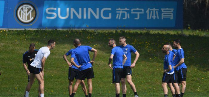 Appiano Gentile – Inter stervitet ne dy grupe: bashkangjiten edhe disa lojtare nga Primavera