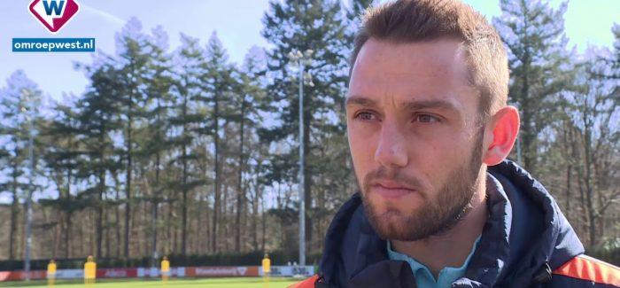 """Perseri De Vrij: """"Nuk doja ta luaja ndeshjen e fundit: ja pse. Interin e kam zgjedhur per tre arsye!"""""""