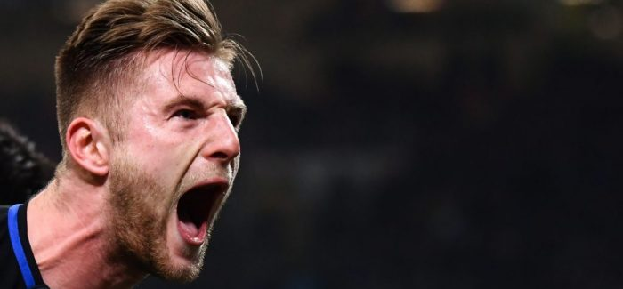 """Agjenti i Skriniar: """"Milan eshte i lumtur tek Inter. A do te qendroje? Kjo varet vetem nga…"""""""