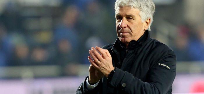 """Gasperini: """"Barazimi me Lazion? Jam i lumtur edhe per interistet! Nuk eshte se…"""""""