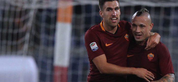 Cristante te Roma assiston… Interin! Me ardhjen e tij njeri mes Strootman dhe Nainggolan…