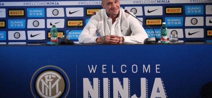 """Nainggolan: """"Inter, kjo eshte deshira ime me e madhe. Dembele nje shok i mire. Icardi…"""""""