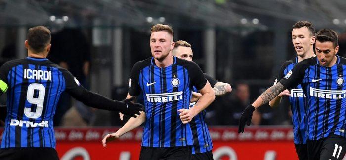Gazzetta – Kemi surpriza: Ja formacioni i Interit ndaj Sassuolos! Jashte edhe Skriniar sepse…