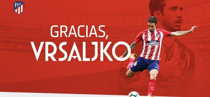 ZYRTARE – Vrsaljko, Atletico Madrid komunikon zyrtarisht marreveshjen me Interin: ja detajet