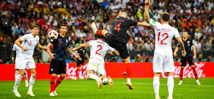 VIDEO – Perisic, cfare ishte ai gol? Brozo udheheq ne mesfushe, Kroacia ne finale!
