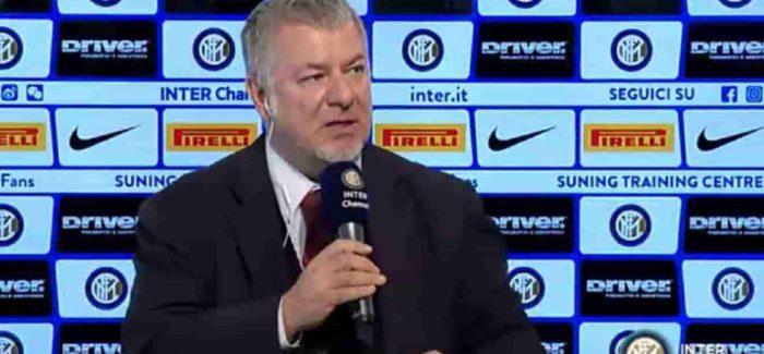 """Scarpini: """"Interi me koken lart, ka luajtur si i barabarte me Juventusin""""."""