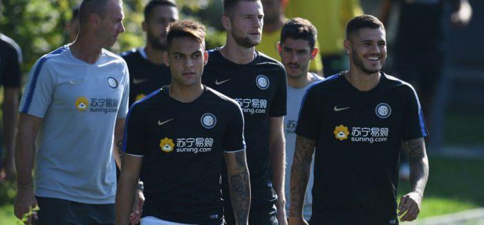 """Sassuolo-Inter, ja 22 lojtaret e grumbulluar nga Spalletti i cili deklaron: """"Joao Mario nuk eshte…"""""""